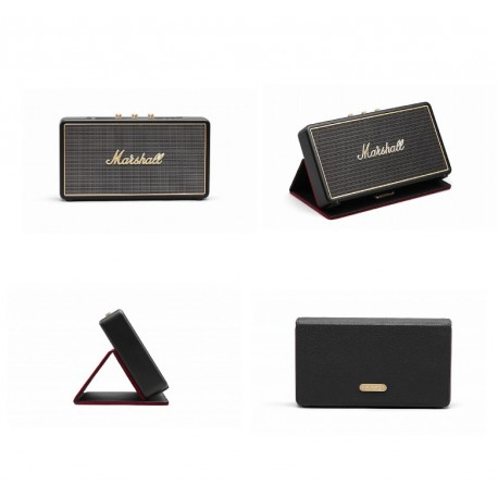 Marshall Stockwell Speaker Black with Flipcover