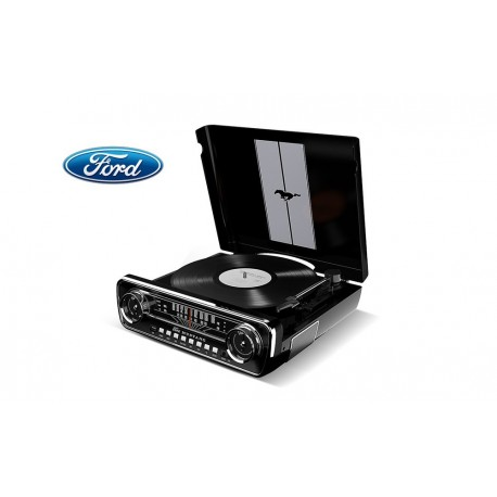 ION Mustang LP Black