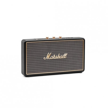 Marshall Stockwell Speaker Black without Flipcover