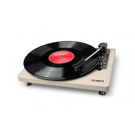 ION Compact LP Cream Leather
