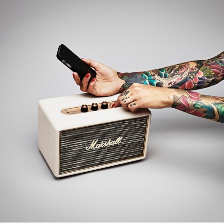 Marshall Acton Speaker White