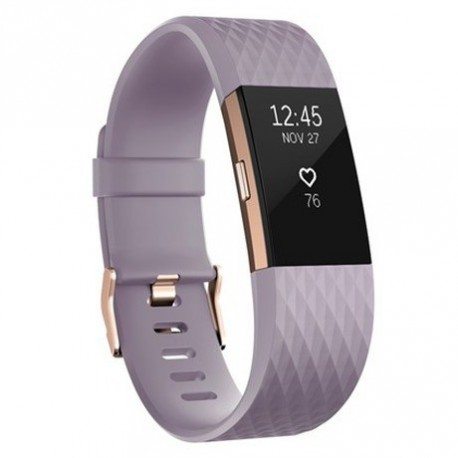 Fitbit Charge 2 Lavender /RoseGold Small