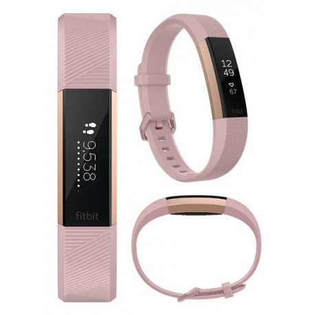Fitbit Alta HR Special Edition rose pink gold