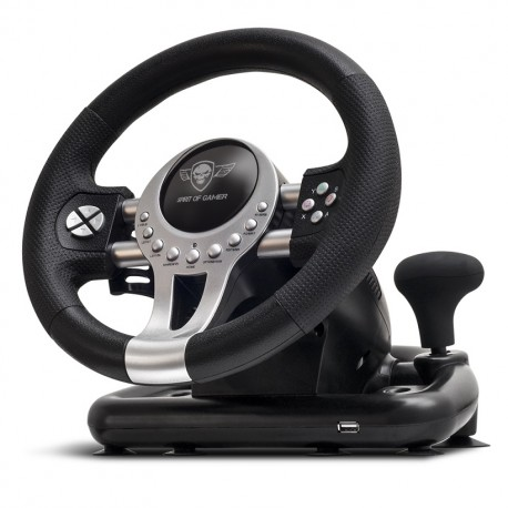 R-ACE Wheel Pro 2 :  For PC -PS4 -XBOX ONE