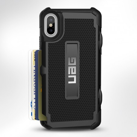 UAG Case for iPhone 7/6S (4.7 Screen) Trooper Case-Black/Black