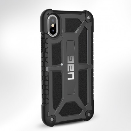 Θήκη UAG Galaxy S8 Monarch Case- Graphite/Black